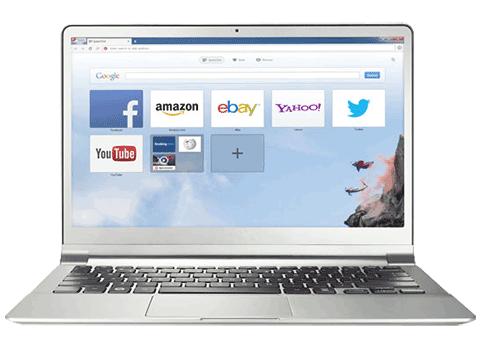 وبگردی و امنیت در وب با سریعترین مرورگر وب